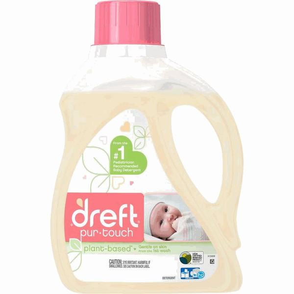 Dreft Purtouch Laundry Detergent product image