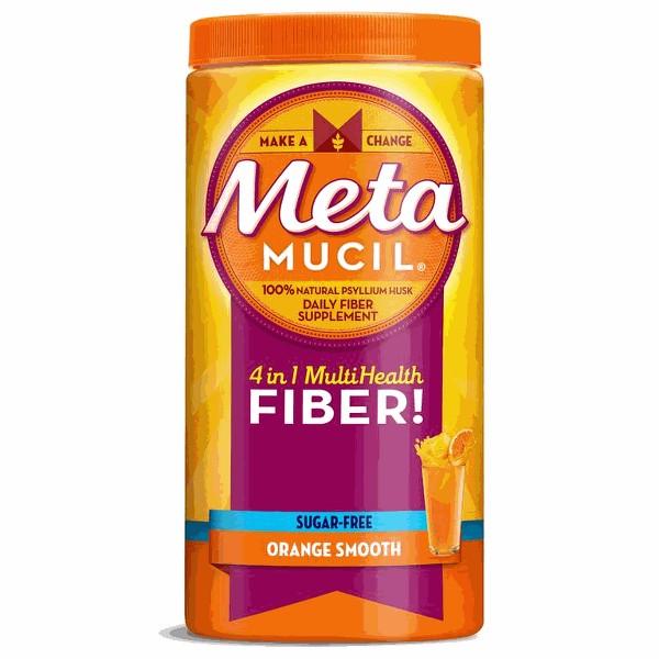 Metamucil Fiber Supplement product image