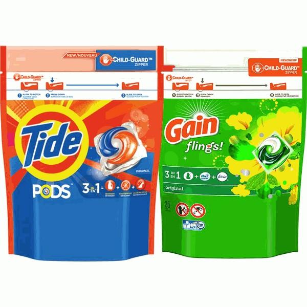 Tide Or Gain Flings product image