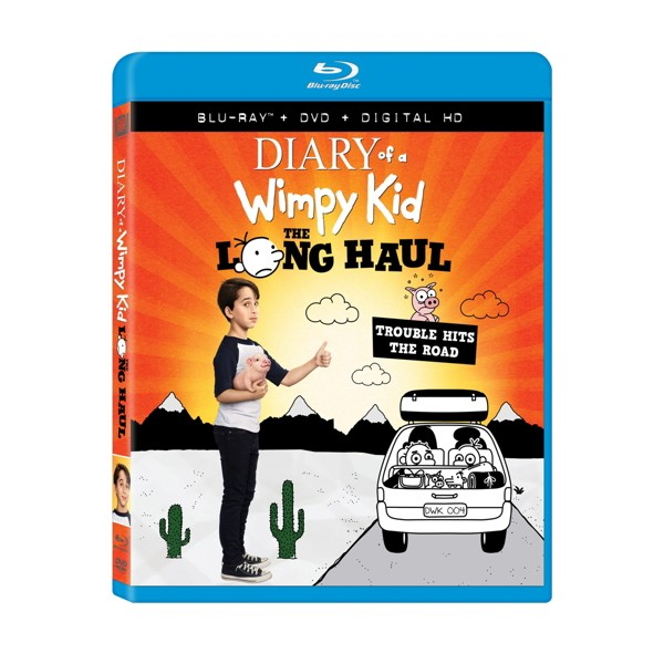 Diary of a Wimpy Kid The Long Haul product image