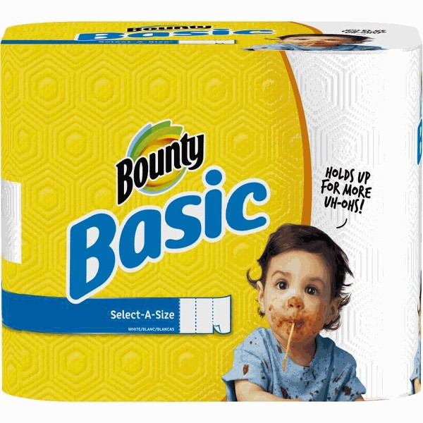 Bounty Basic Paper Towels product image