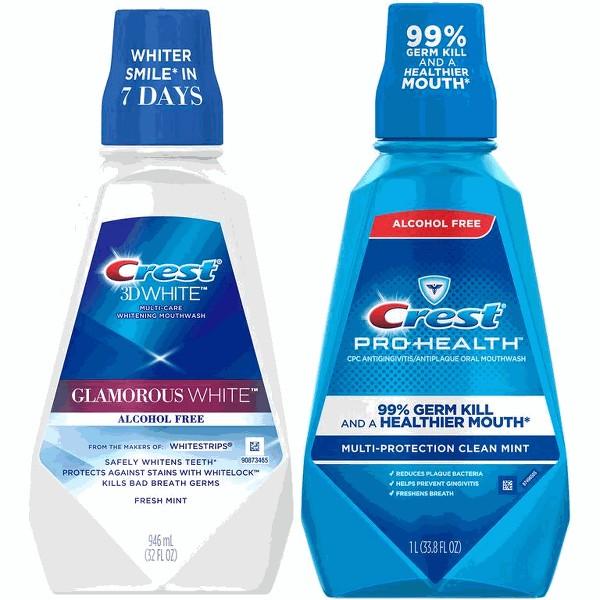 Crest Mouthwash product image
