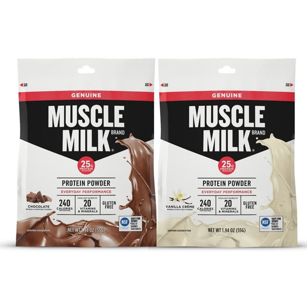 Muscle Milk Powder 1.94oz Singles product image