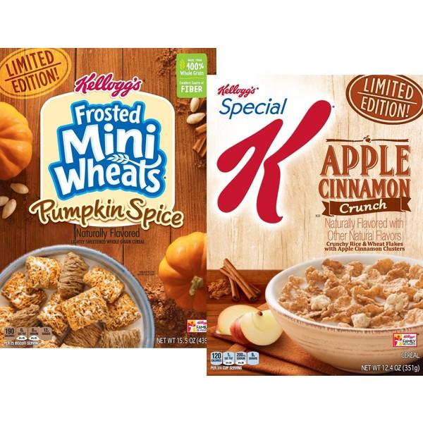 Kellogg's Seasonal Cereals product image