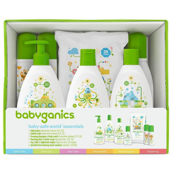 Babyganics Gift Set product image