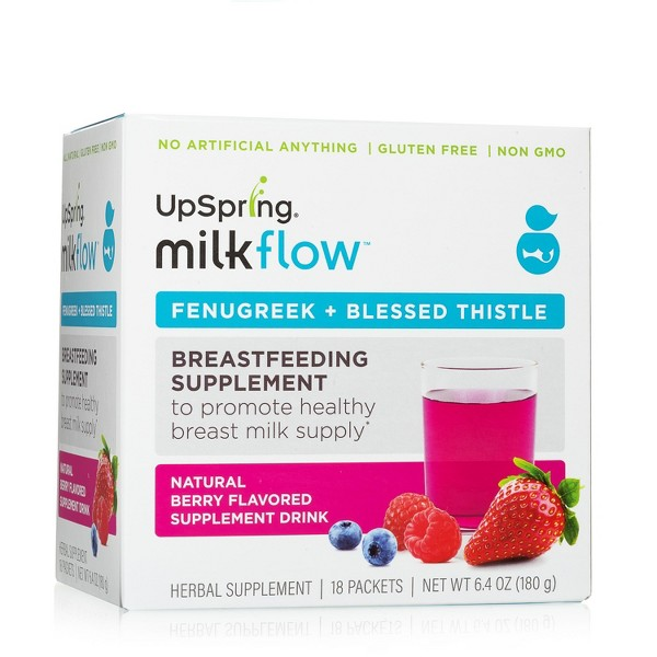 UpSpring Milkflow Berry product image