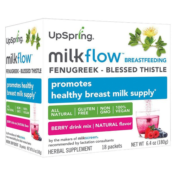 Milkflow Berry Drink Mix product image
