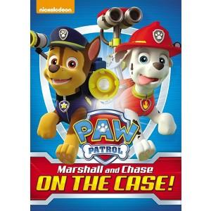 PawPatrol Marshall & Chase on Case