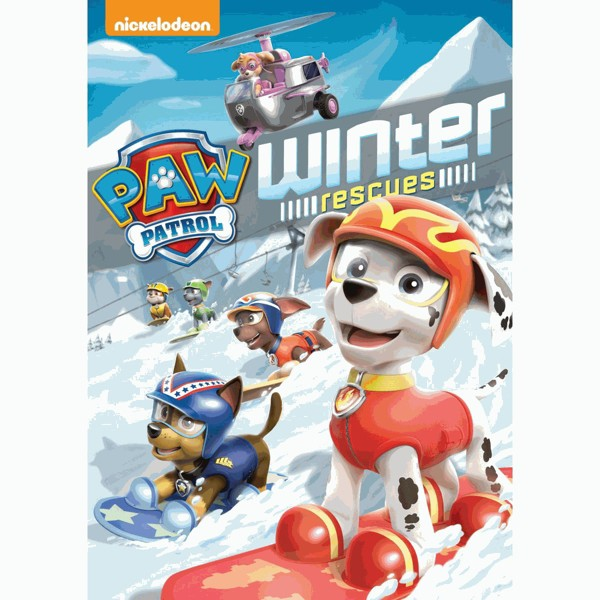 Paw Patrol: Winter Rescues product image