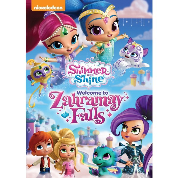 Shimmer and Shine: Zahramay Falls product image