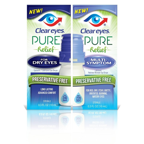 Clear Eyes Pure Relief product image