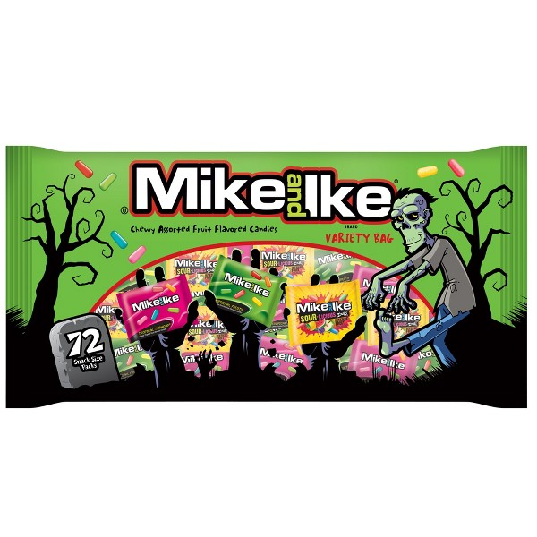 Mike and Ike Halloween Variety Bag product image
