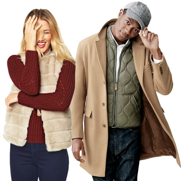 Women's & Men's Sweaters and Coats product image
