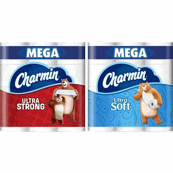 Charmin Toilet Paper or Freshmates product image