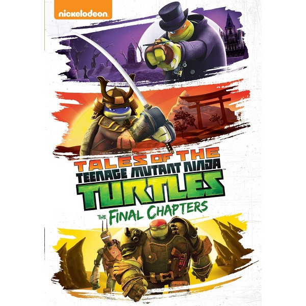 Tales of TMNT: The Final Chapters product image