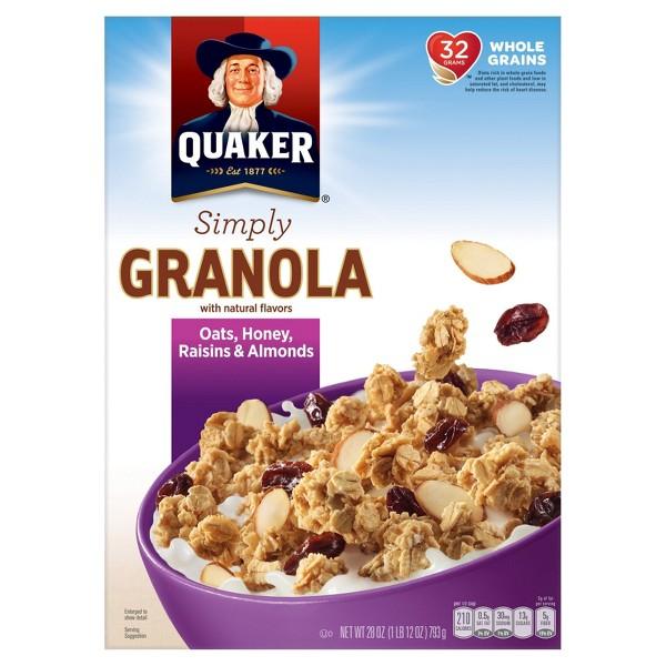 Quaker Simply Granola product image