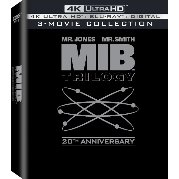 Men In Black: Trilogy Giftset product image