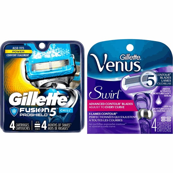 Gillette OR Venus Refill Packs product image