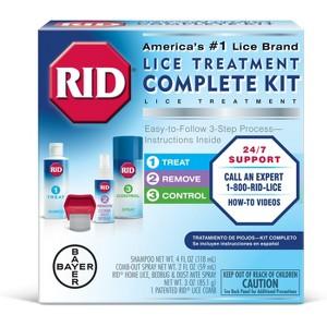 RID Lice Treatment & Shampoo