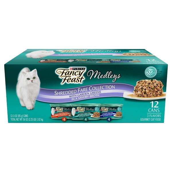 Fancy Feast Medleys Wet Food product image
