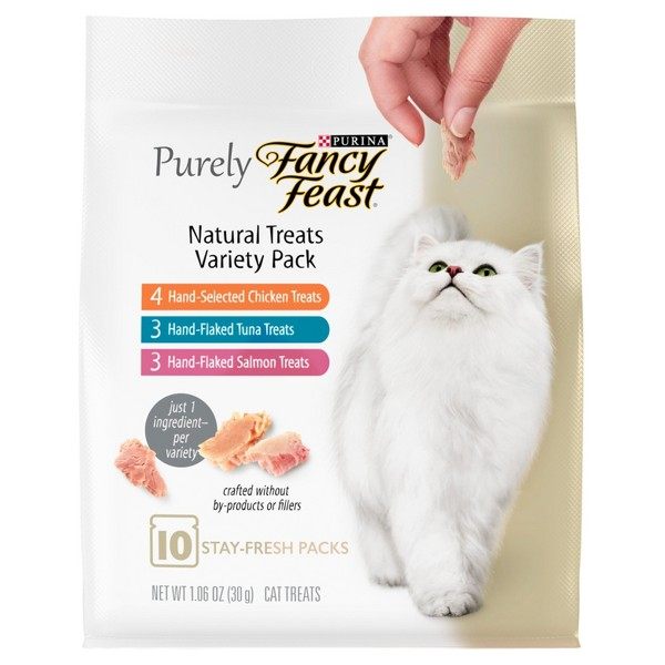 Fancy Feast Cat Treats product image