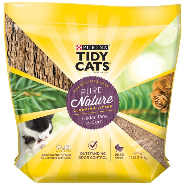 Tidy Cats Pure Nature Litter product image