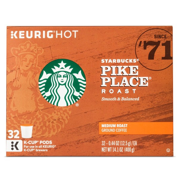Starbucks 32 Ct K-Cup Pods product image