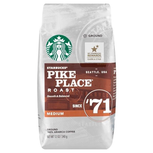 Starbucks 11-12 oz Bagged Coffee product image