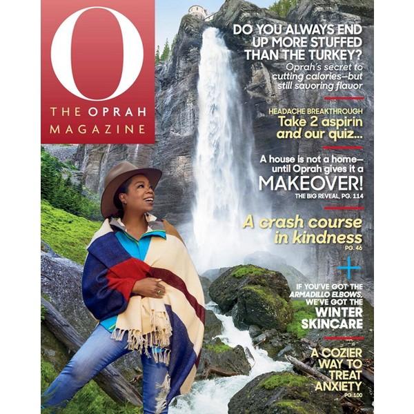O the Oprah Magazine product image