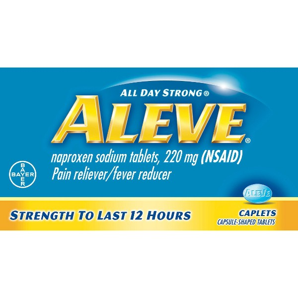 Aleve & Aleve PM Pain Relief product image