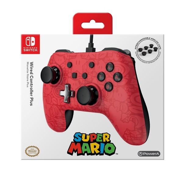 Nintendo Switch Mario Controller product image