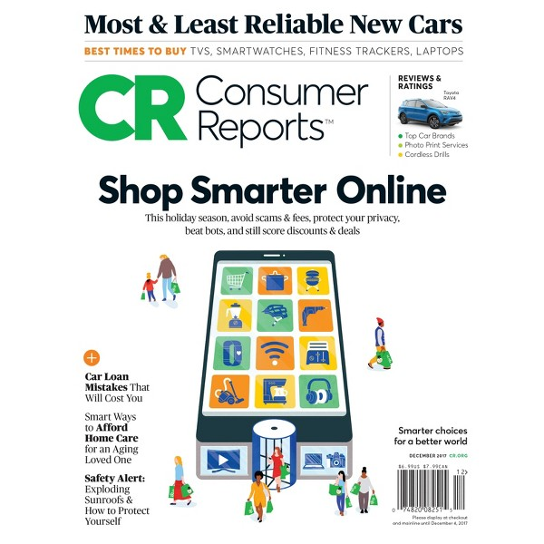 Consumer Reports Magazine product image