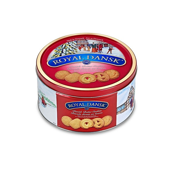 Royal Dansk Christmas Red Cookies product image