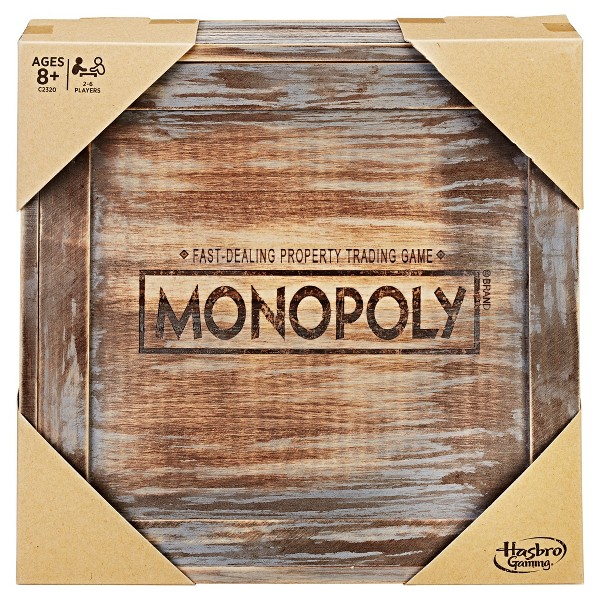 Rustic Wood Series Games product image