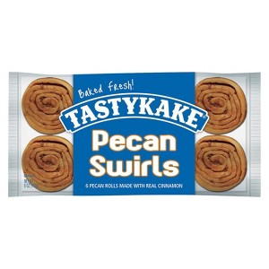 Tastykake Pecan Swirls