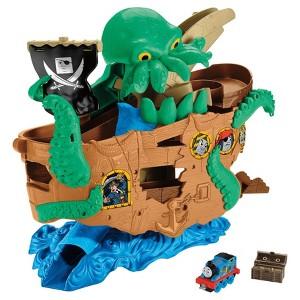 Thomas Sea Monster Pirate Set