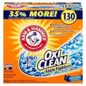 Arm & Hammer Powder Detergent
