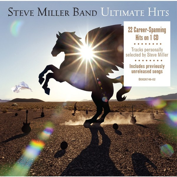 Steve Miller: Ultimate Hits product image