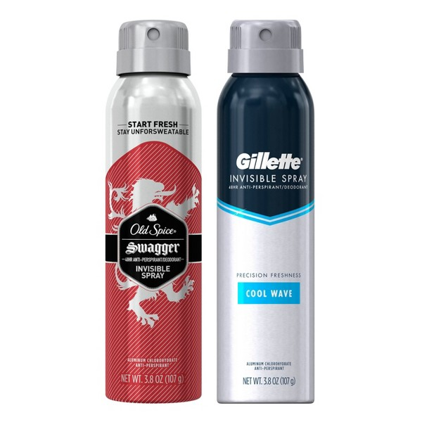 Old Spice & Gillette product image