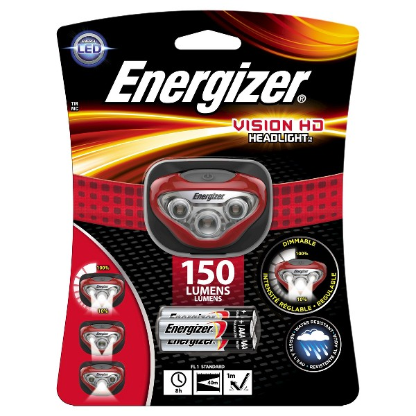 Energizer Vision HD Headlight product image