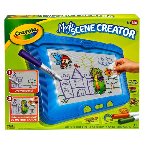 Crayola Magic Scene Creator product image