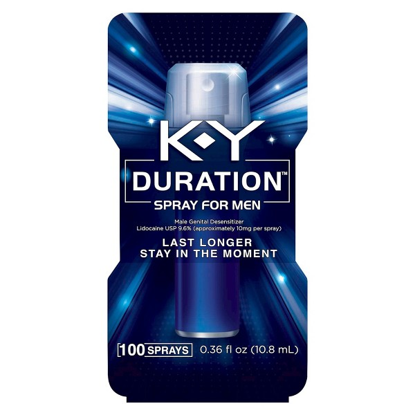 K-Y Duration product image