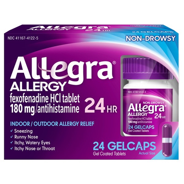 Allegra Allergy product image
