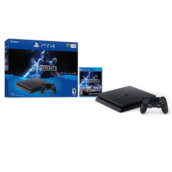 PlayStation 4 Slim Hardware product image