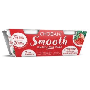 Chobani Smooth