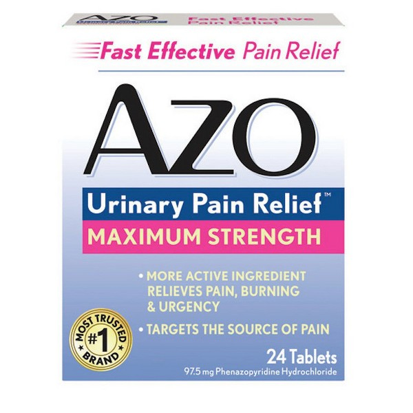 AZO Urinary Pain Relief Max product image