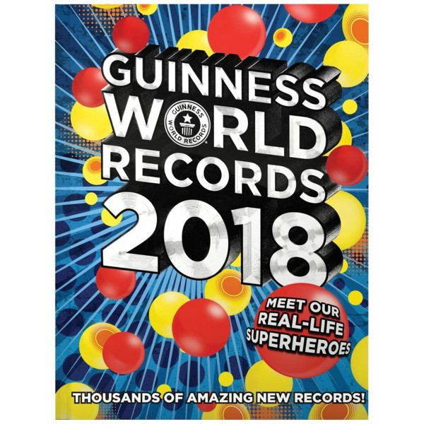 Guinness World Records 2018 product image