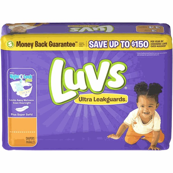 Luvs Diapers product image