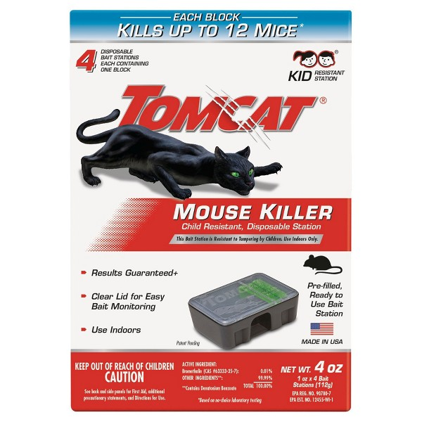 Tomcat Mouse & Rodent Control product image