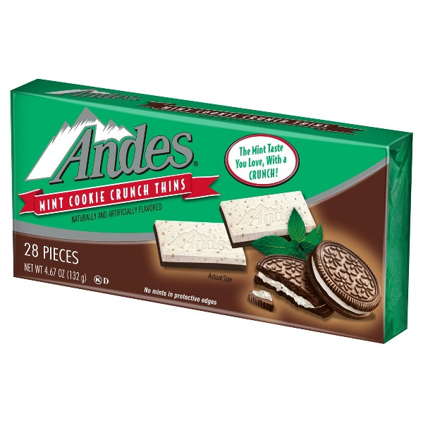 Andes Cookie Mint Crunch product image